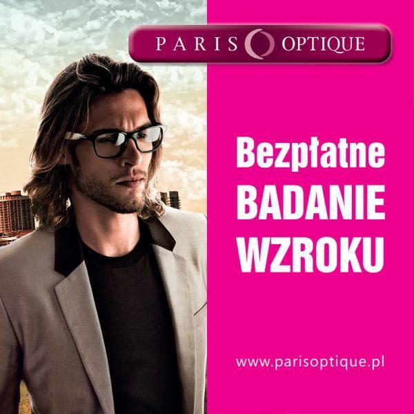 W dniach 5-6 października Paris Optique zachęca do profilaktycznego zbadania wzroku. W pobliżu salonu będzie organizowana akcja bezpłatnego badania wzroku dla wszystkich odwiedzających Magnolia Park, po której rozdawane będą atrakcyjne vouchery! Nie przeocz badania wzroku ;) Nie obliguje ono do dokonania zakupu okularów. Zespół Paris Optique jest do Państwa dyspozycji - zapraszamy!