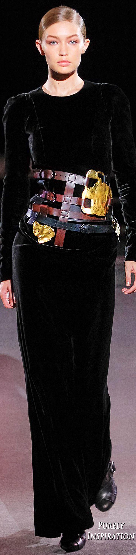 Tom Ford FW2016 Women's Fashion RTW | Purely Inspiration