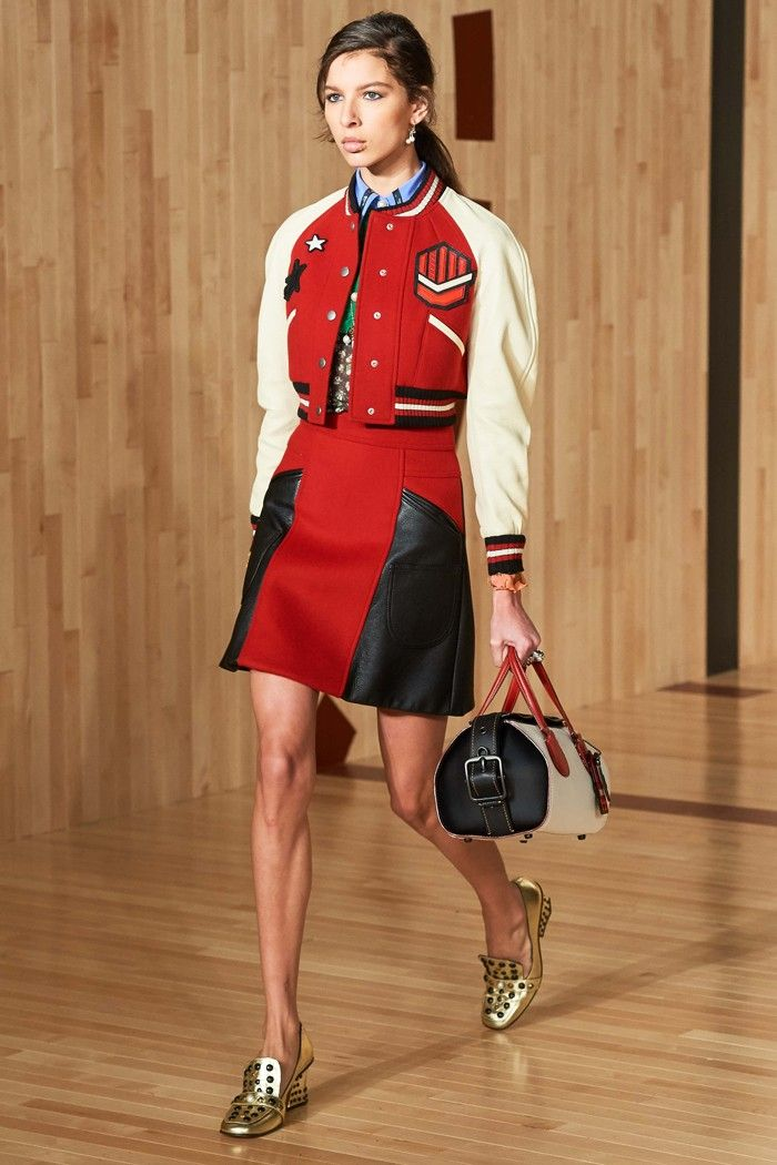 This Coach 1941 Collection Is A Preppy Girl's Dream via @WhoWhatWearUK