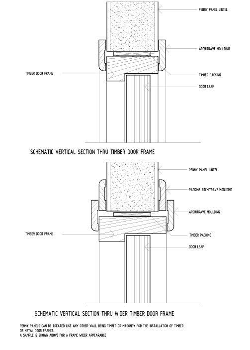 Bildergebnis F 252 R Vertical Section Door Plan Doors