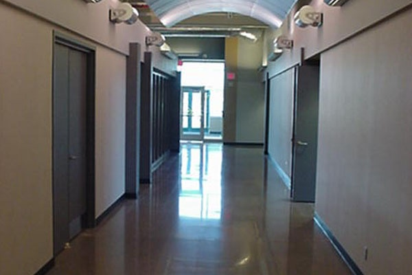 Polished Concrete in Schools