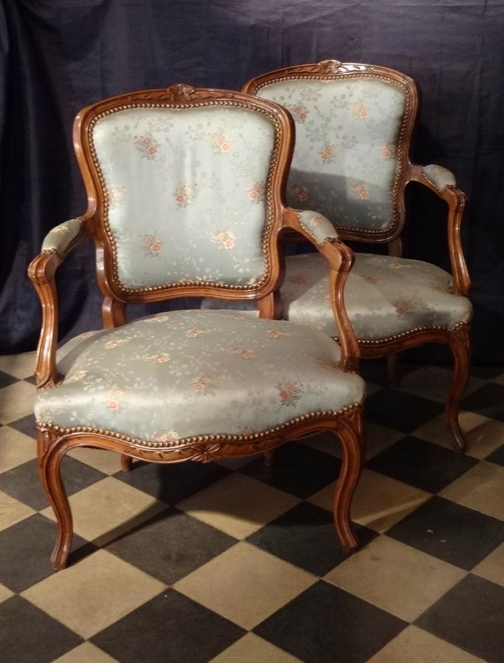 50 best Style Louis XV images on Pinterest | Furniture, Chairs and ...