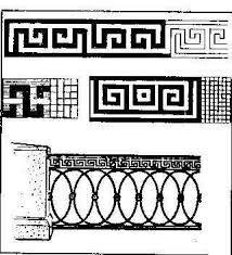 Image result for простой орнамент прямые линии