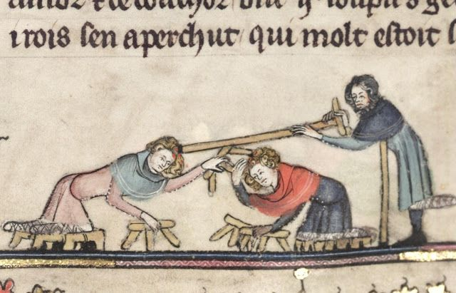 medieval art...