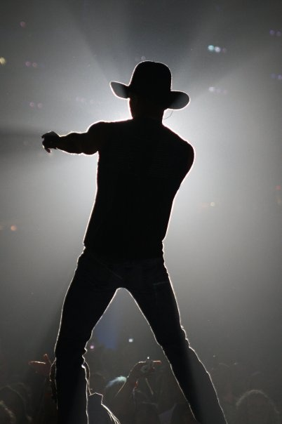 Kenny Chesney concert one more time or maybe two..or three :)