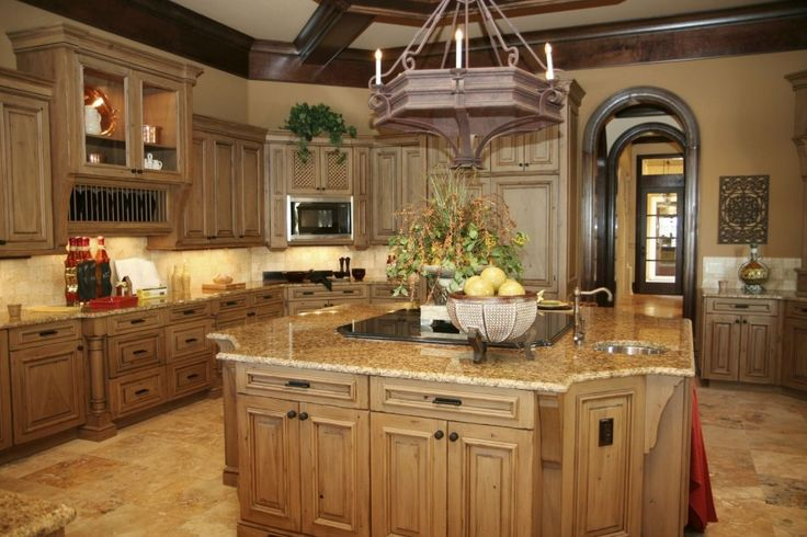 elegant mediterranean kitchen island ideas with granite kitchen table top feat sink also wooden on kitchen island ideas india id=42257