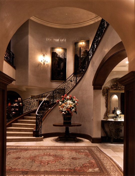 50 best italian villa images on pinterest house floor for Italian villa interior design ideas