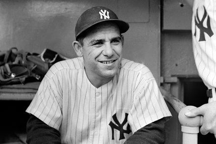 Yogi Berra Master Catcher With a Goofy Wit Dies at 90