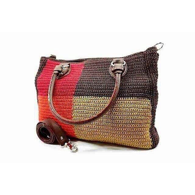 Bismillah  Claudya coklat tua (2 ruang)  size 33x29x15  handle virotec  inner katun ero  Idr 405  For order Wa 089680290277 Bb 51edb454  Shipping from yogya  #crochet #bag #fashion #ootd #ootdindo #jualbajuhijab #tas #rajut #handmade #instacrochet #instadaily #hijabers #dowa #dowabag #style #yarn #yarnaddict #crochetbag #crochetbags #jualtas #instafashion #tasrajut #tasmurah  #tasmurah #crochetaddict by fallencya