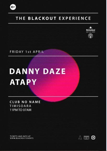 Vineri, 1 Aprilie 2016, ora 22:00, Club No Name, Timisoara