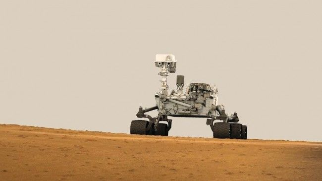 Basic information about the Curiosity Mars rover. (Counts A, 2012)