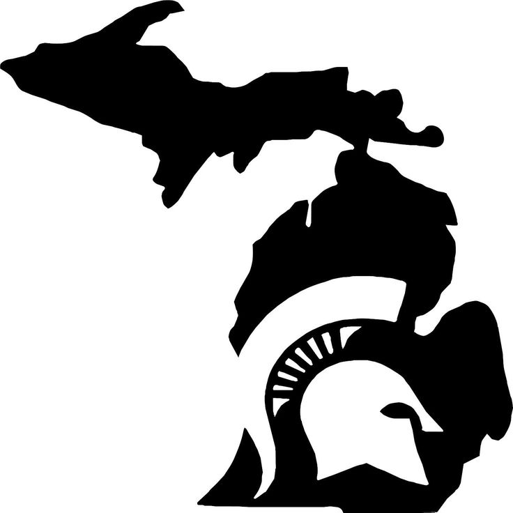 MICHIGAN WITH SPARTAN
