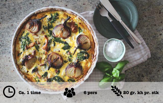 Pai er enkel, sunn og smaksrik mat, som passer like godt til hverdags som fest. Det fine med pai er at det kan varieres i det uendelige, avhengig av hva du velger å lage bunnen av og hvilket fyll du...