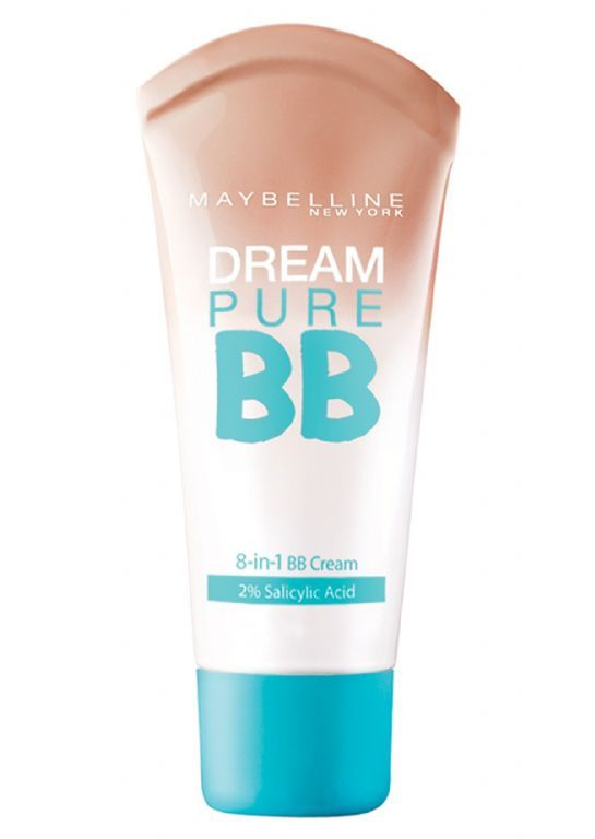 Maybelline Dream Pure BB Cream: rated 4.0 out of 5 by MakeupAlley.com members. Read 48 member reviews on MUA!