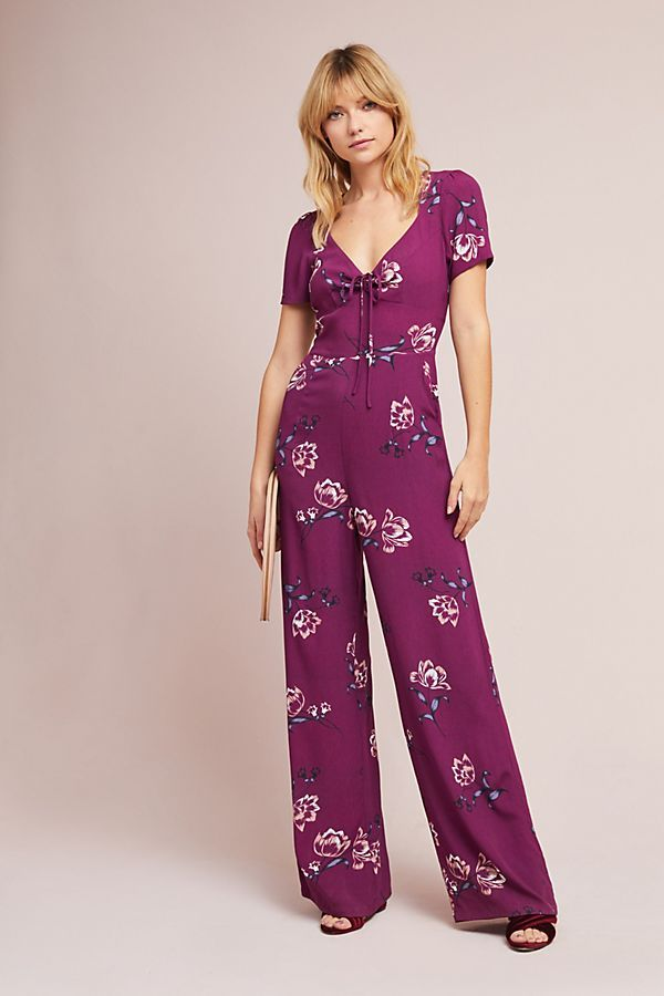 36b626abf8a Slide View  2  Yumi Kim Sweetheart Floral Jumpsuit