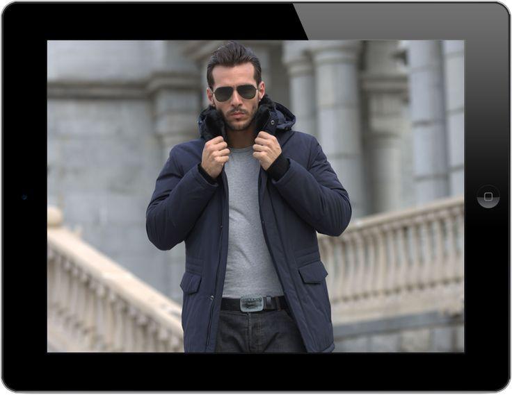 Зимние мужские куртки оптом