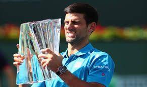 Novak Djokovic, Indian Wells 2016
