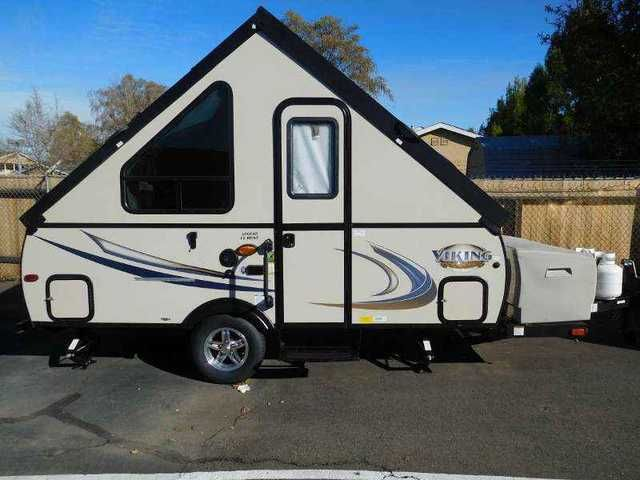 2016 New Viking Trailers 12RBST Pop Up Camper In California CARecreational Vehicle