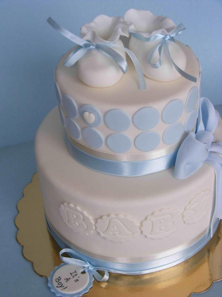 Cake Decorating Ideas For Baby Dedication : Pin by Heather Rolin on Baby & Baptism Cake Ideas Pinterest