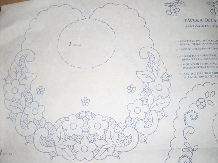 Gallery.ru / Фото #99 - disegni ricamo - antonellag
