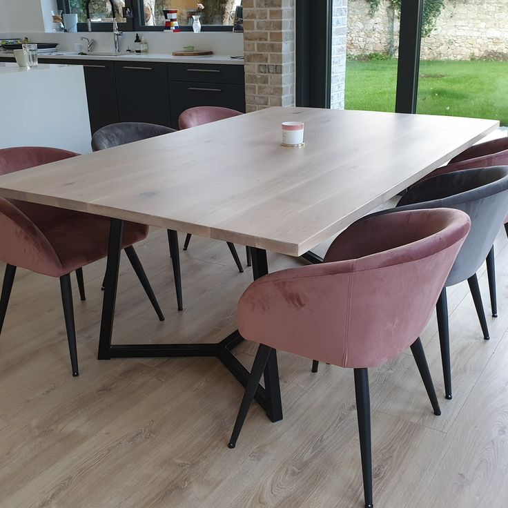 Bespoke Handmade In Fairview Dublin Contemporary Style Dining