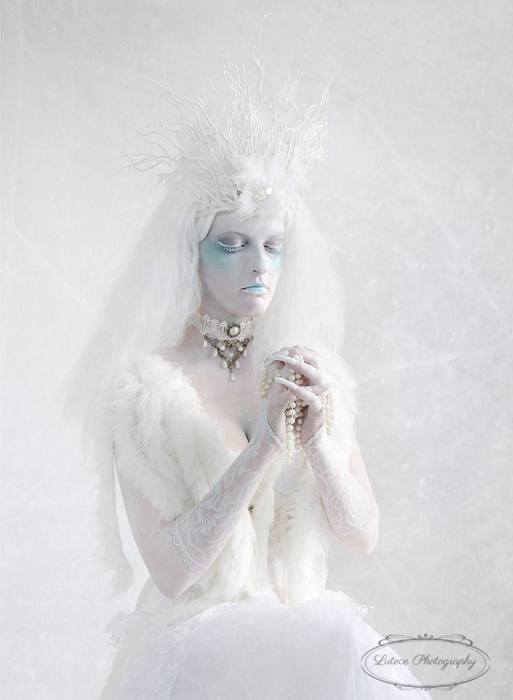 Deep in prayer the Snow Queen  shows a softer side. http://www.lutecephotography.co.nz/site/#/home/
