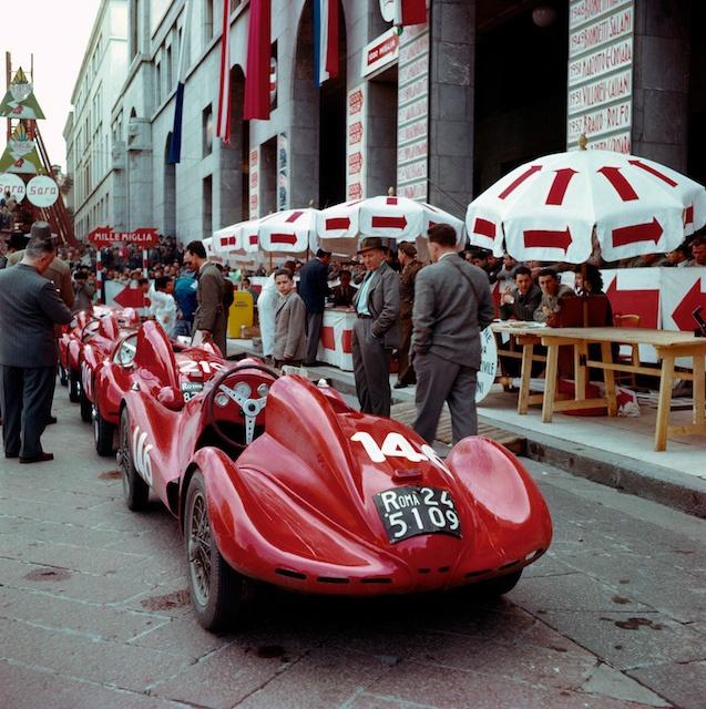 1955 .. Mille Miglia .. Fiat 1100 TV