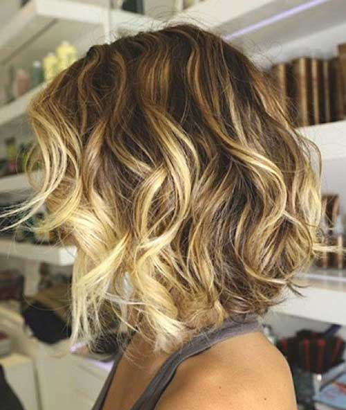 30 Best Wavy Bob Hairstyles | Bob Hairstyles 2015 - Short Hairstyles for Women