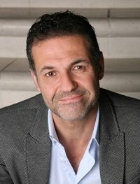 Khaled Hosseini - author of The Kite Runner & A Thousand Splendid Suns