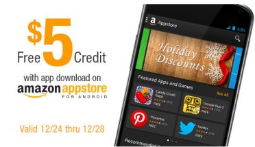 $5.00 Credit with App Download - Amazon App Store FREE!!  http://simpleethrifty.com/5-00-credit-app-download-amazon-app-store/