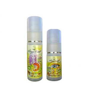 Set hidratant cu efect anti-ageing (Cremă de zi & Cremă pentru conturul ochilor)