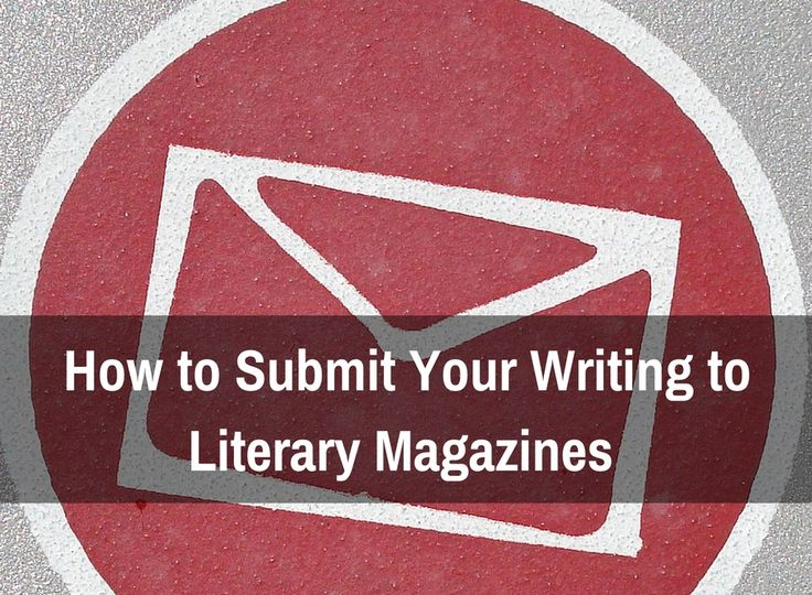 Would you like to start publishing your short stories or poems but don't quite know how to even begin? This article from the editor's at Neon on how to submit your writing literary magazines is a great step-by-step guide.