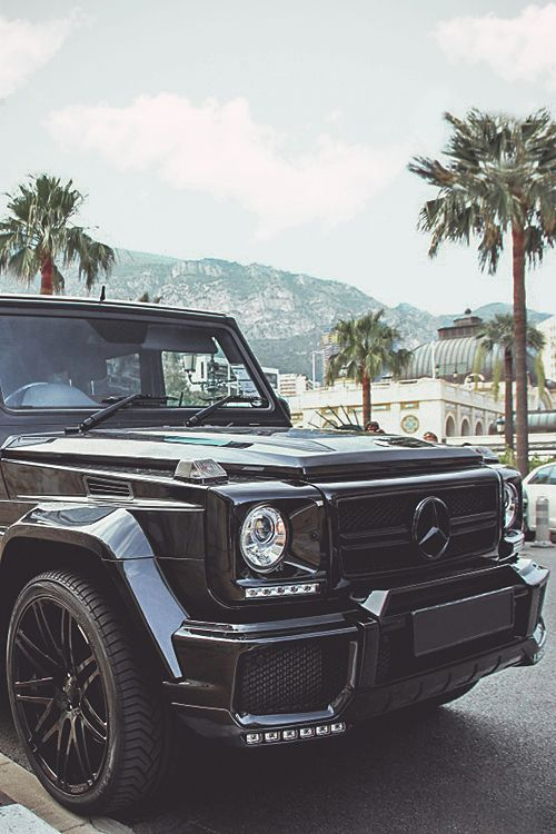 For my wife and her dreams  Mercedes-Benz Brabus G63 AMG
