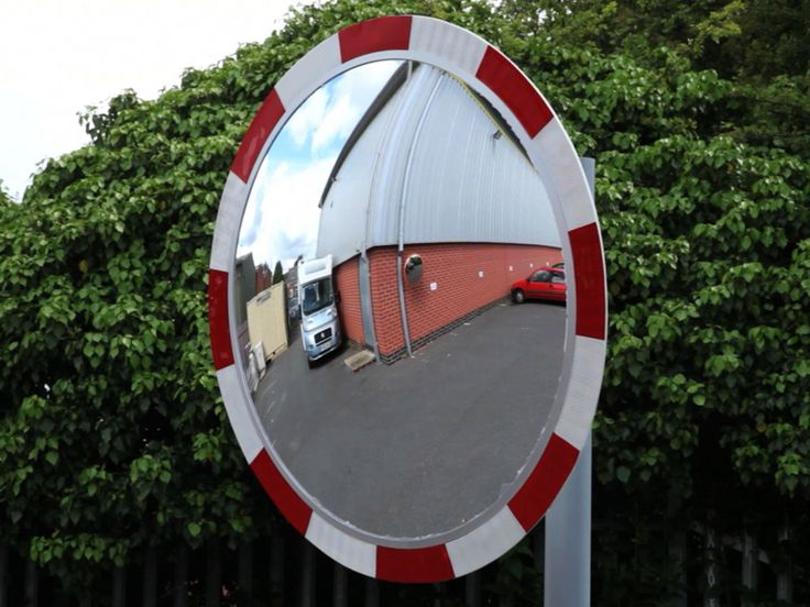 Traffic Mirror available @ £121.50