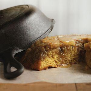 Pineapple Upside Down Cake Cast Iron Skillet Using Cake Mix