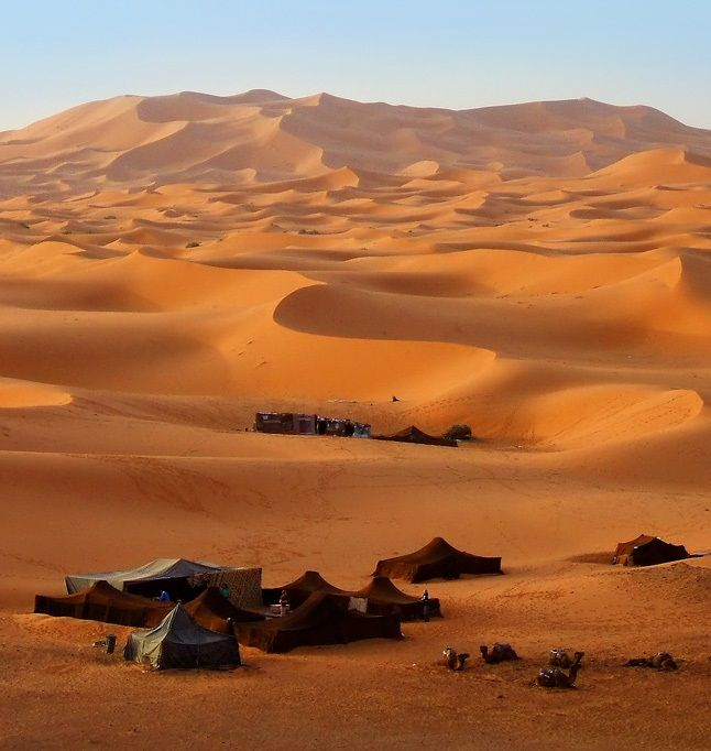 Merzouga, Er Rachidia, Morocco | World clock, time zone, weather, astronomy and more at: www.thetimenow.com