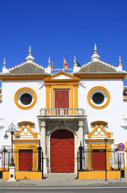 Plaza de toros de la Maestranza de Sevilla. (CC/Vincenzo venditti)