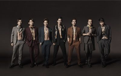 EX FAMILY | NEWS | 【三代目J Soul Brothers from EXILE TRIBE NEWS】2014/10/15(wed)release!! 『C.O.S.M.O.S. ~秋桜~』アーティスト写真、タイアップ情報解禁!!