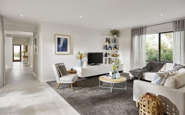 Granvue Homes Premium Series - Amethyst Living Area