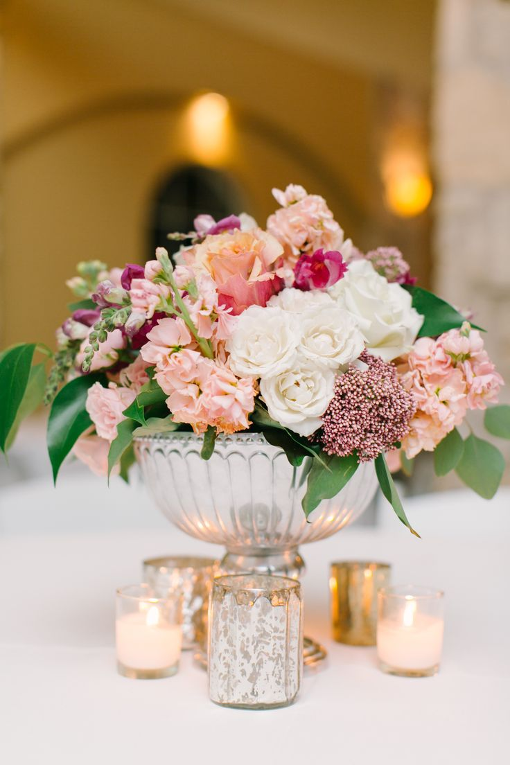 Centerpiece photography mint photography for Pastel colored flower arrangements