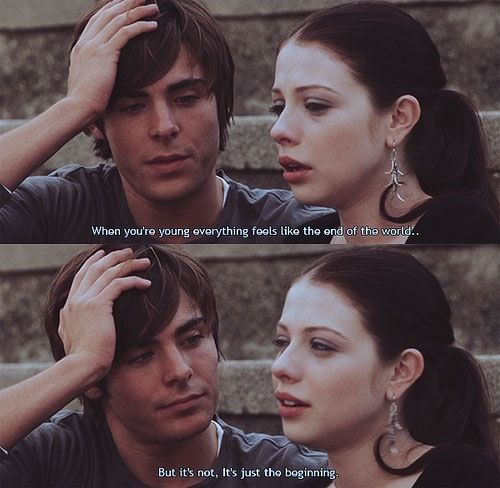 17 Again. Classic story of high school sweethearts with a twist. Love every minute of it!