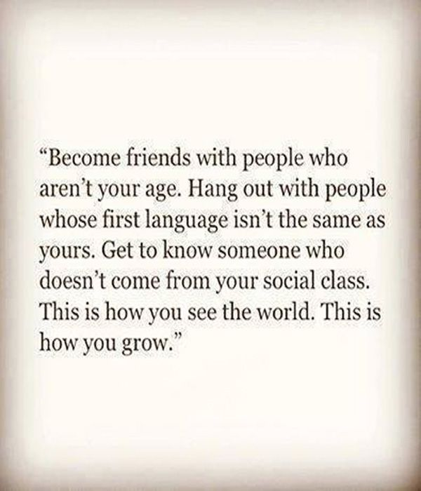 This Is How You Grow
