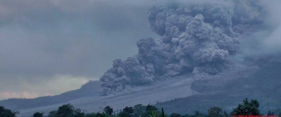 Ain't nature grand? This Volcano's Pyroclastic Flow Was So Hot It Created Tornadoes (VIDEO)