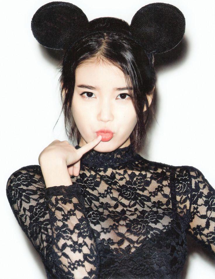 Korean Magazine Lovers (IU - 2015 Calendar)