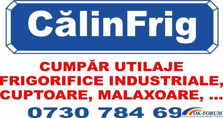 Ok-forum.ro - Publicitate si Anunturi Gratuite in Romania. - Cumparam utilaje industriale din localuri inchise - Pitesti - Frigidere Congelatoare
