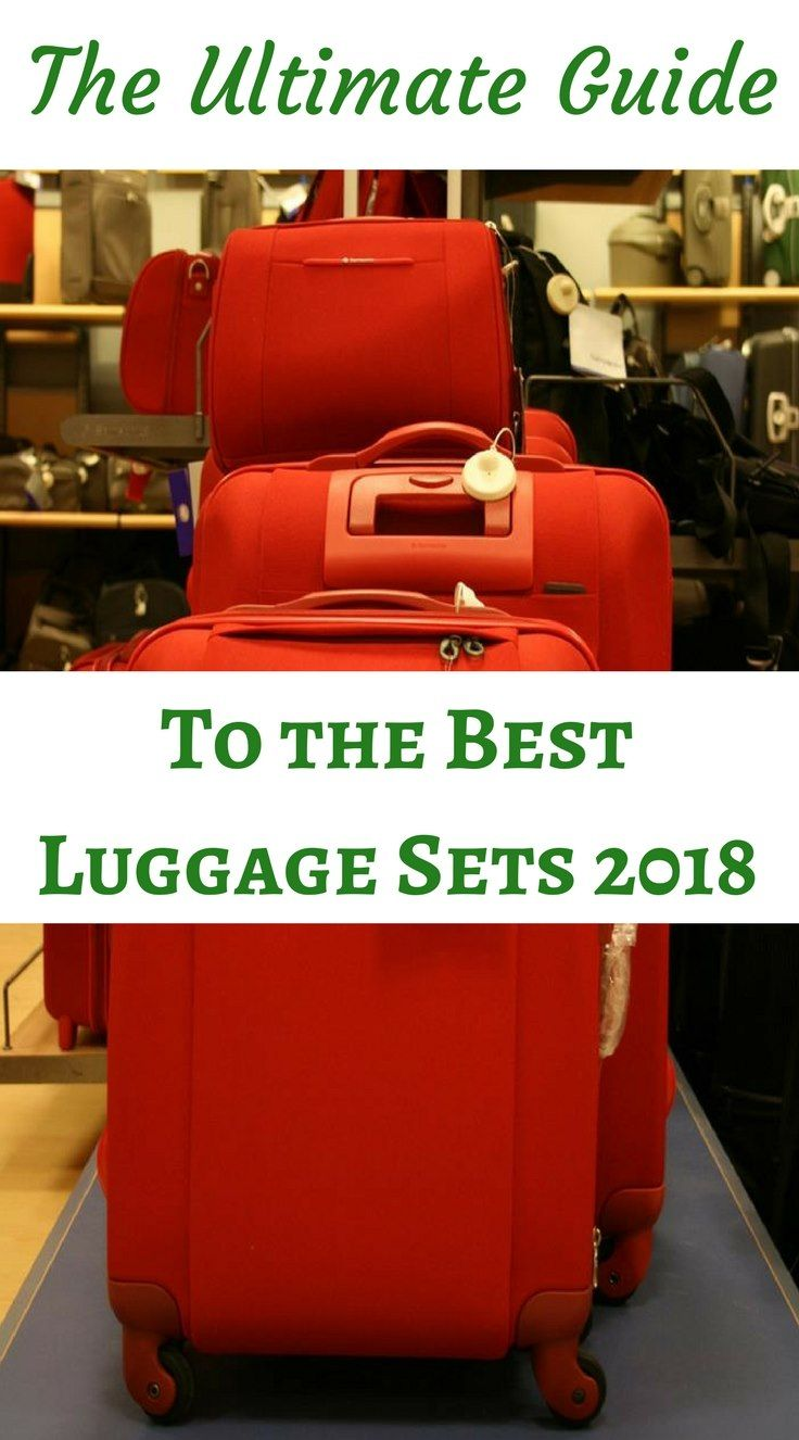 Best Luggage Sets 2018. Luggage sets reviews 2018. Top rated luggage sets #bestluggage #bestluggagesets #bestlluggage2018