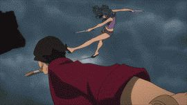 【画像あり】アニメのワンピースの作画がすごいと話題のGIF画像がこれ
