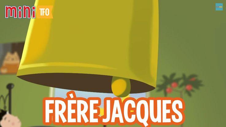 FRÈRE JACQUES - une berceuse agréable pour vos tout-petits!