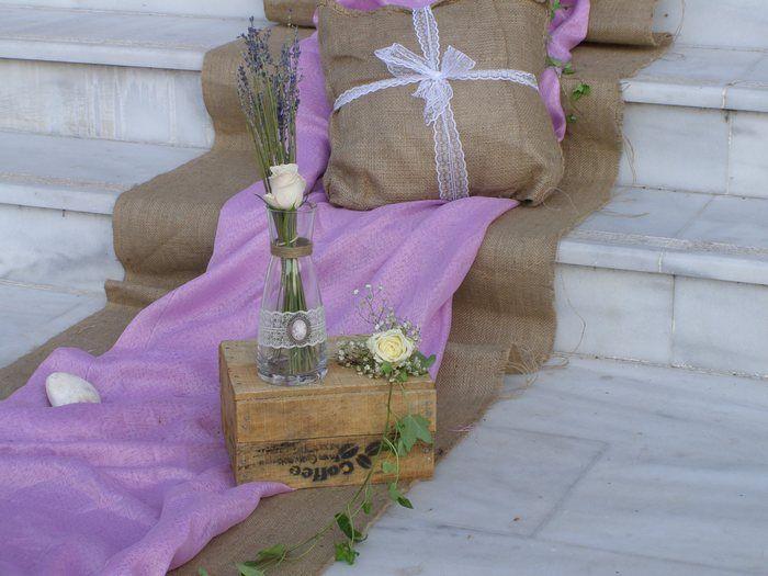Διακόσμηση Γάμου Αγ.Γεώργιος παπάγου