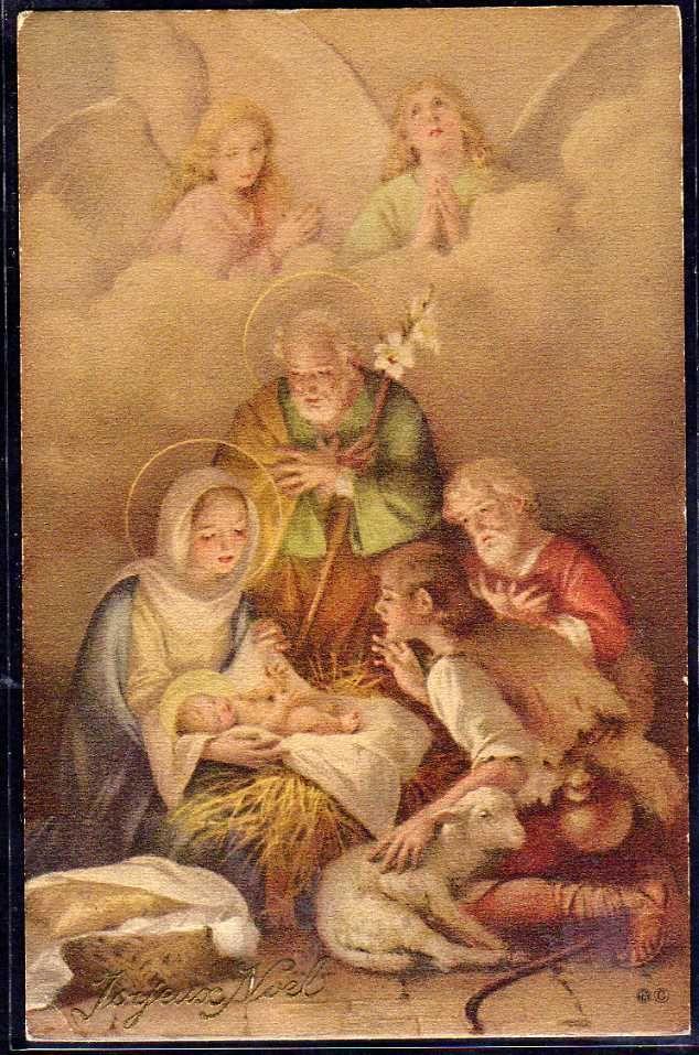 Nativity...  Jesus is the reason for the season!